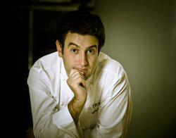 Josean Alija, el chef vasco dirige con acierto la cocina del restaurante Nerua.
