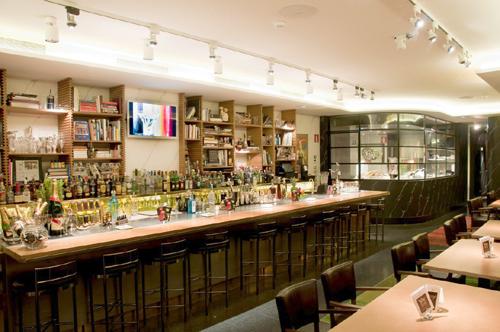 Por 33 euros puedes disfrutar de unmenú en este nuevoespacio gastronómico.