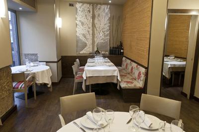 Los apasionados de la cuchara podrán disfrutar de una selección de los platos más tradicionales de España en este restaurante.